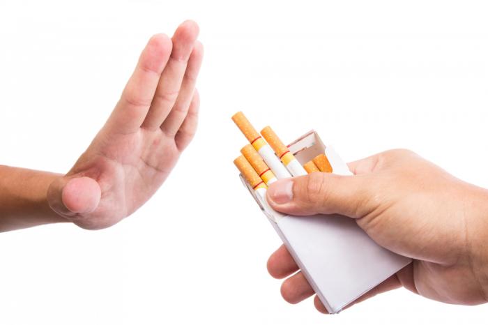 Quel est le meilleur régime alimentaire à suivre pour faciliter l'abandon du tabac?