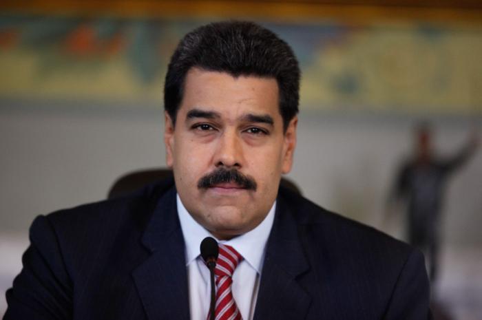 Nikolas Maduro Azərbaycana gəlib - VİDEO
