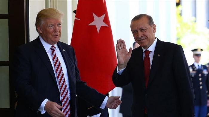 Trump et Erdogan se rencontreront le 13 novembre aux Etats-Unis