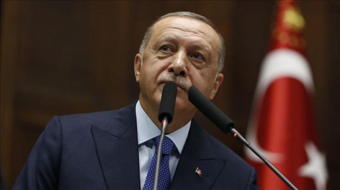 """Erdogan :   """"la Turquie n'a commis aucun massacre de civils dans son Histoire"""""""