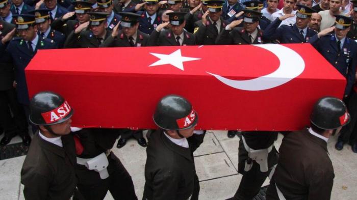 Türkiyə ordusu daha bir itki verdi