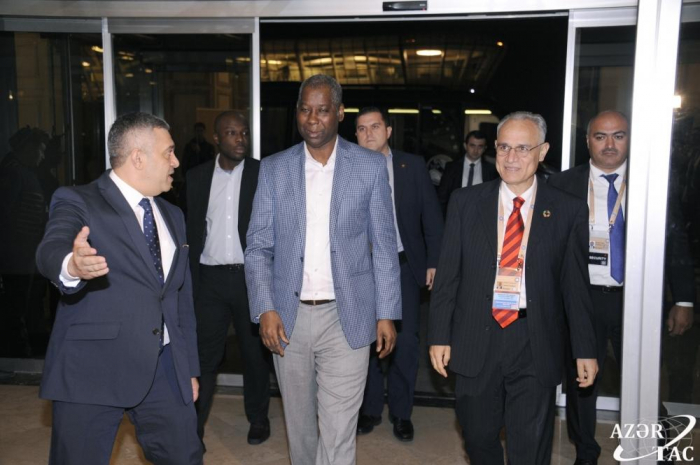President of UN General Assembly arrives in Azerbaijan