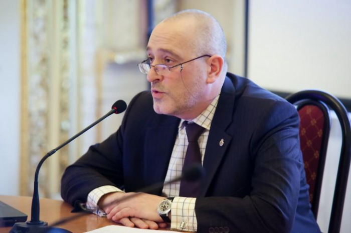 BP chief economist gives forecast in Baku on global energy consumption