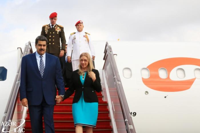 Nikolas Maduro Bakıdadır - FOTO
