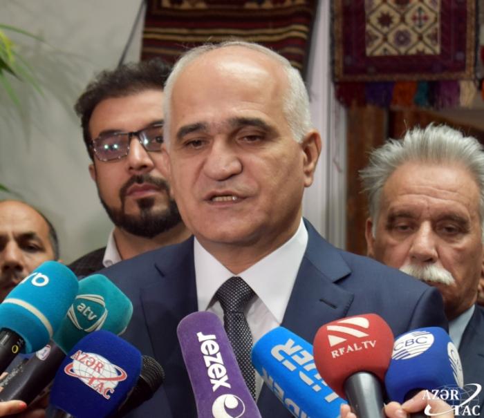 Azerbaiyán está interesado en aumentar el tráfico de carga a través de la ruta de transporte Lapislázuli