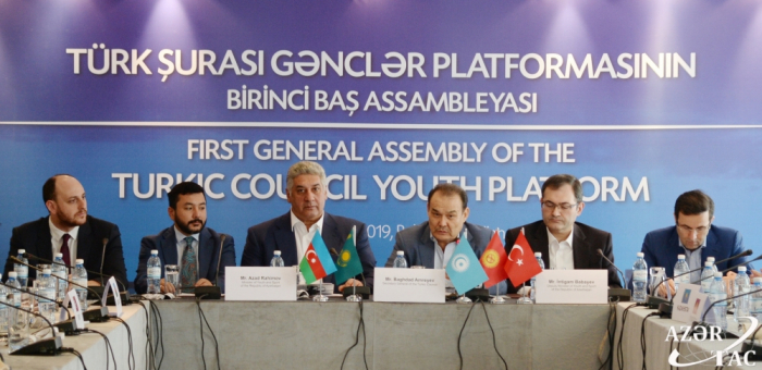 Baku hosts First General Assembly of Turkic Council Youth Platform