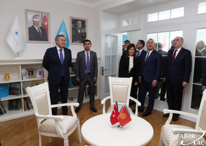 New administrative building of International Turkic Culture and Heritage Foundation opens in Baku