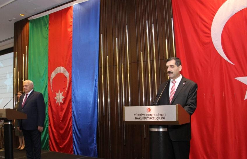 Bakıda Türkiyənin Cümhuriyyət Günü qeyd edilib