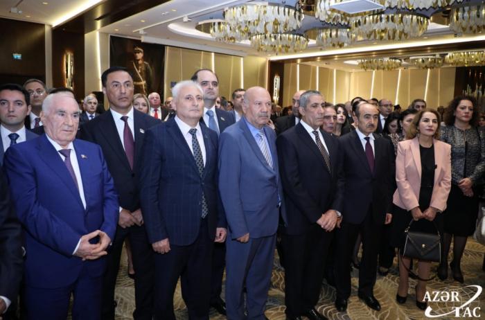 Celebran en Bakú un acto dedicado al 96º aniversario del establecimiento de la República de Turquía