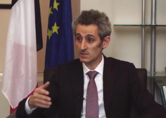 France keen to develop economic, trade relations with Azerbaijan - Ambassador
