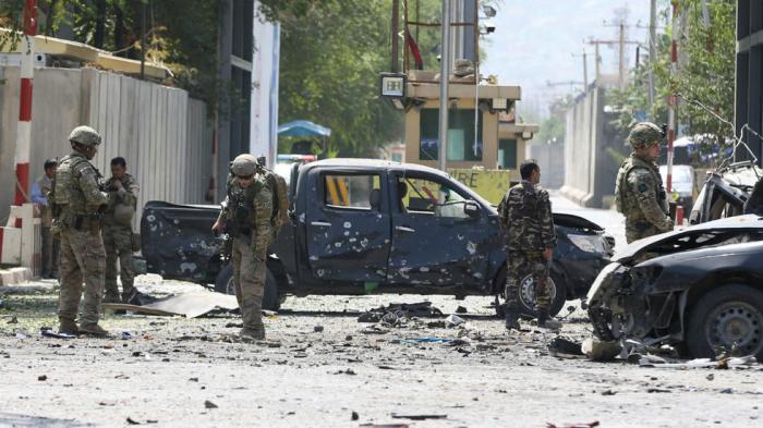 Afghanistan: attentat à Kaboul,   sept morts