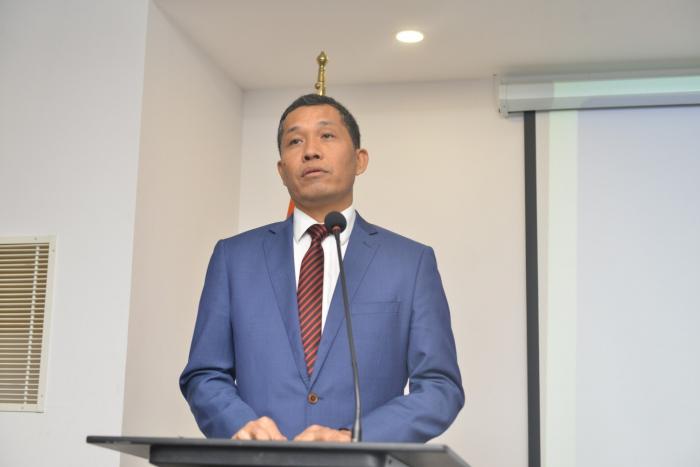 Ambassadeur:   Les entreprises indiennes intéressées par la coopération avec l