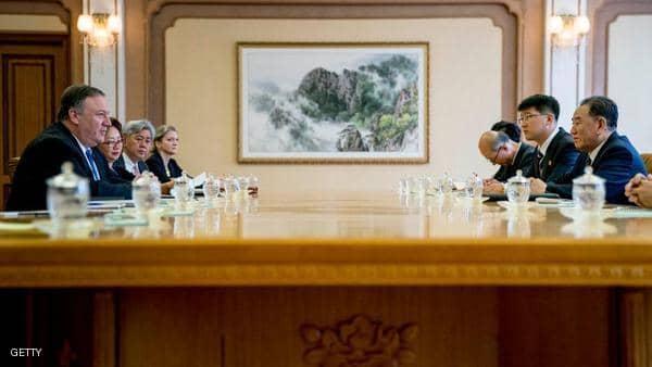 """واشنطن """"تصر بشدة"""" على عودة بيونغيانغ للمحادثات"""
