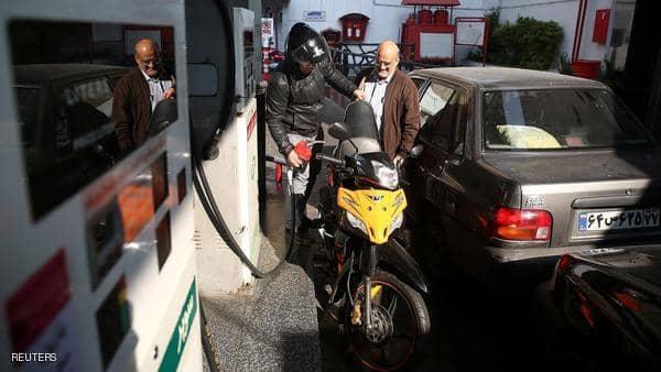"""تجدد """"احتجاجات الوقود"""" بإيران ومحاولة إحراق مستودع"""