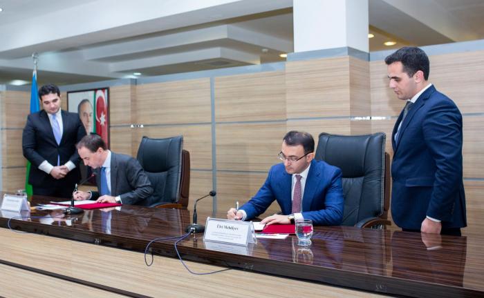 El Servicio ASAN firma memorando con Unicef –  FOTOS