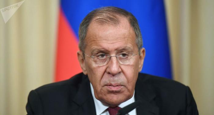 لافروف: الخطة الروسية الصينية لتسوية الوضع بين الكوريتين تم تسليمها إلى بيونغ يانغ