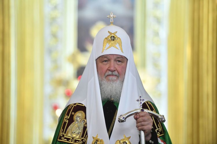 El Patriarca de Moscú y de toda Rusia agradece al Presidente Ilham Aliyev