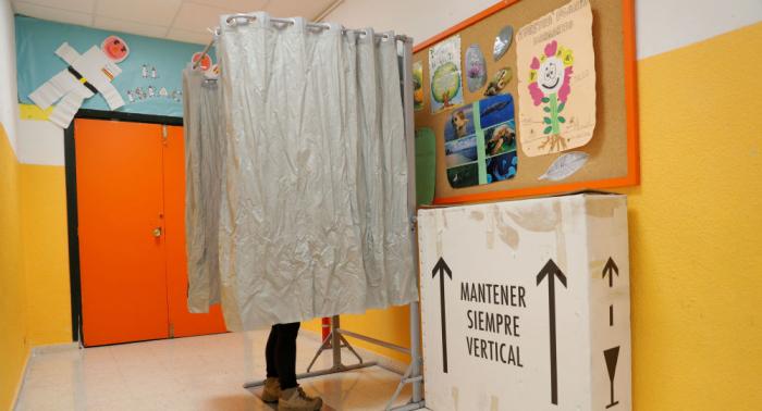 Un village espagnol vote en 32 secondes et ferme son bureau