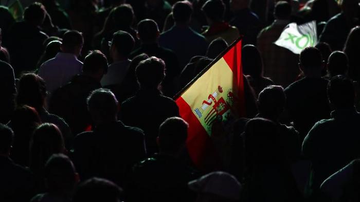 In Spanien regieren die Extreme