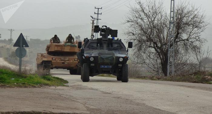 """تركيا تطلق عملية """" الكاسر 6"""" ضد عناصر منظمة """"بي كا كا"""""""