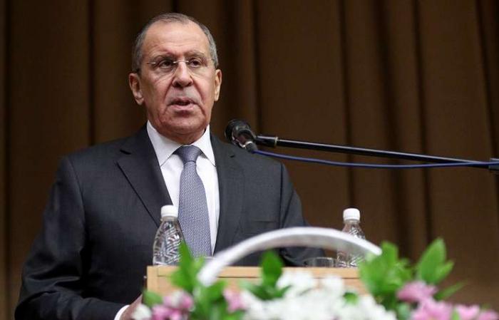 Sergey Lavrov İrəvana gedib