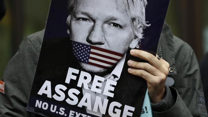 Schweden stellt Ermittlungen gegen Assange ein
