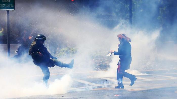 Neue Verfassung soll Chile befrieden