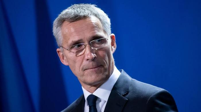 Nato-Chef wirft Macron Spaltung vor