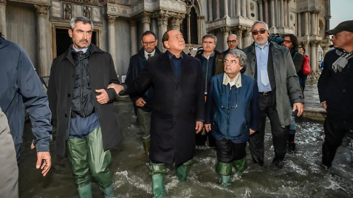 Rom verhängt Notstand über Venedig