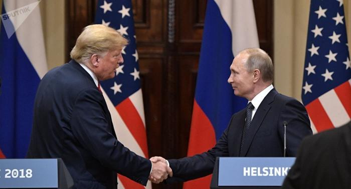 ريابكوف: حظيت دعوة بوتين إلى ترامب لزيارة روسيا في عيد النصر باهتمام لكن لا توجد خطط محددة