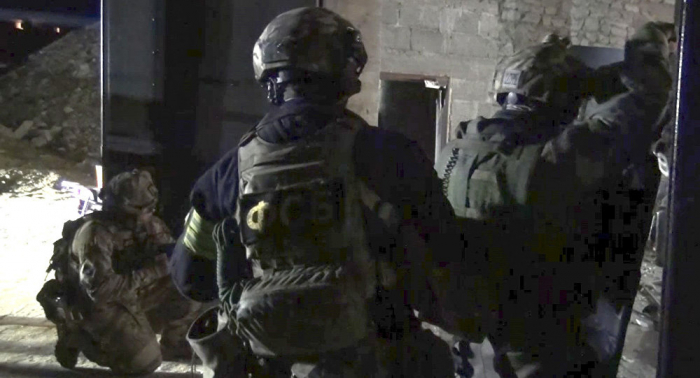 """ضبط خلية إرهابية لـ """"داعش"""" في جمهورية داغستان الروسية"""