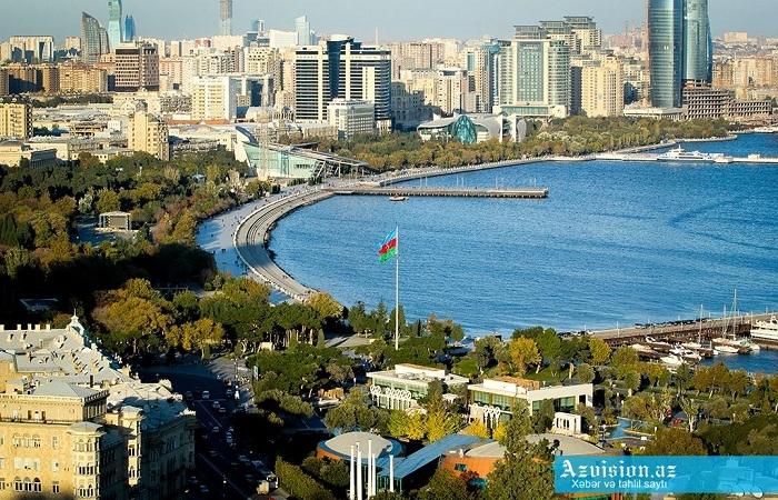 Azərbaycan terrorçuluq səviyyəsinin az olduğu ölkələr sırasındadır