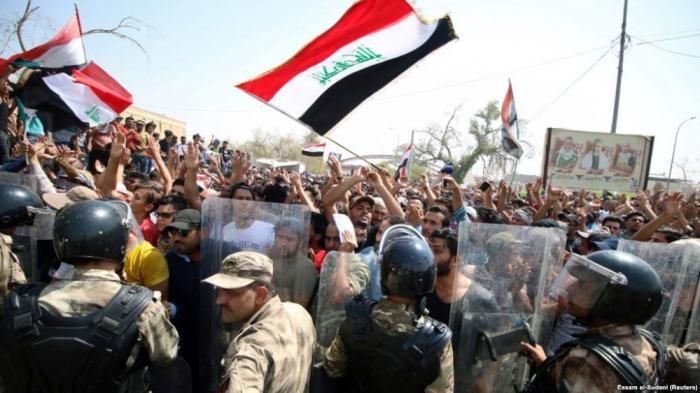 İraqda toqquşmalar zamanı 111 nəfər ölüb