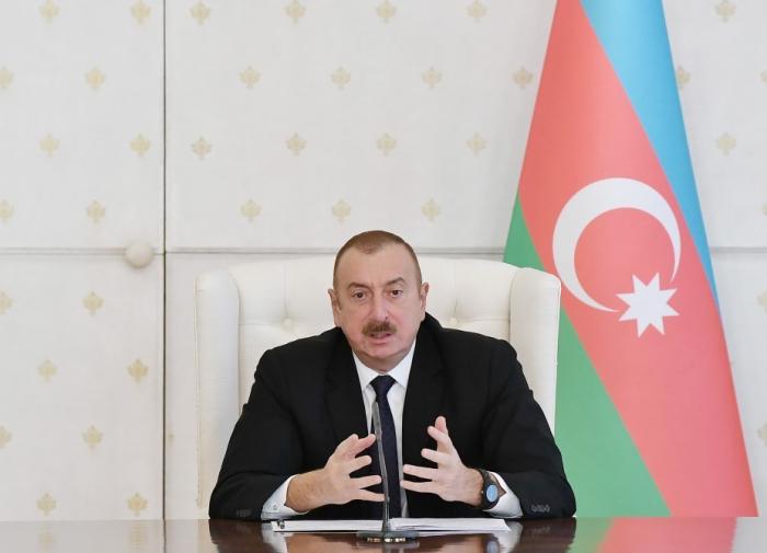 """Prezident: """"Naxçıvanda təhlükəsizlik tədbirləri diqqət mərkəzindədir"""""""