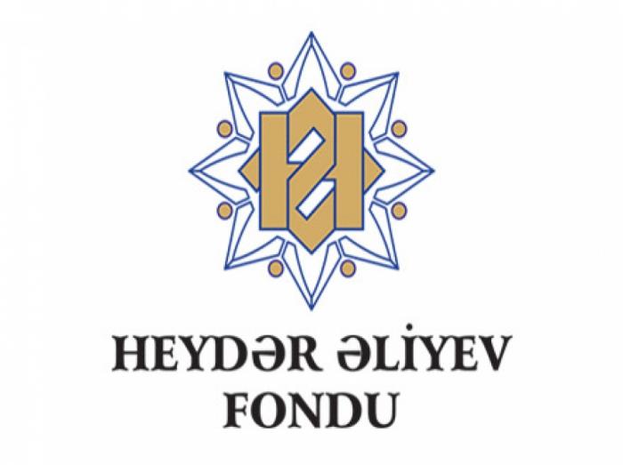 Heydər Əliyev Fondundan növbəti humanist addım
