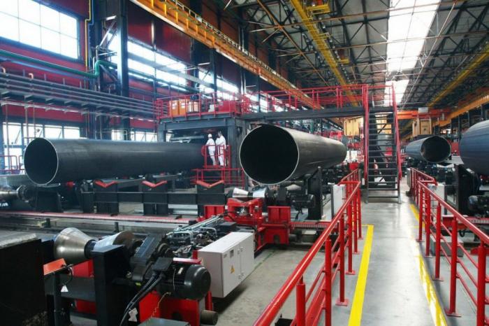 Bakıda 26 milyardlıq sənaye malları istehsal olunub