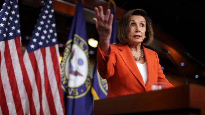 Un Congreso dividido vota a favor del proceso de 'impeachment' a Trump