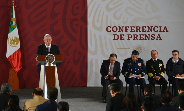 El señalamiento del coronel encargado del operativo en Culiacán genera polémica en México