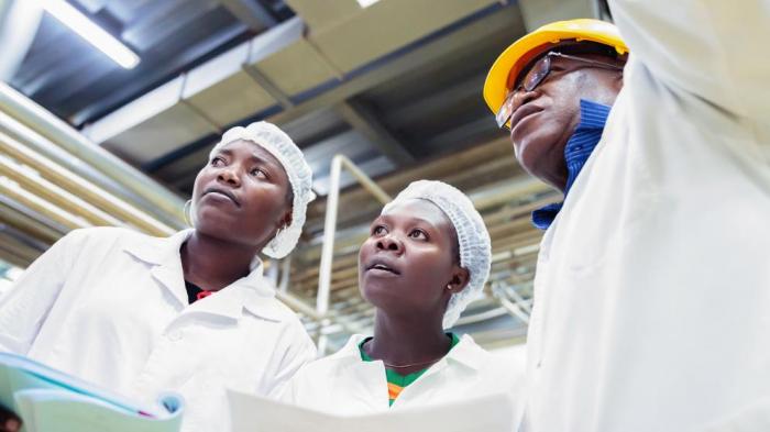 Las locomotoras de África:   ¿qué países impulsan el progreso?