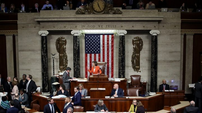 Trump impeachment: House votes to formalise inquiry