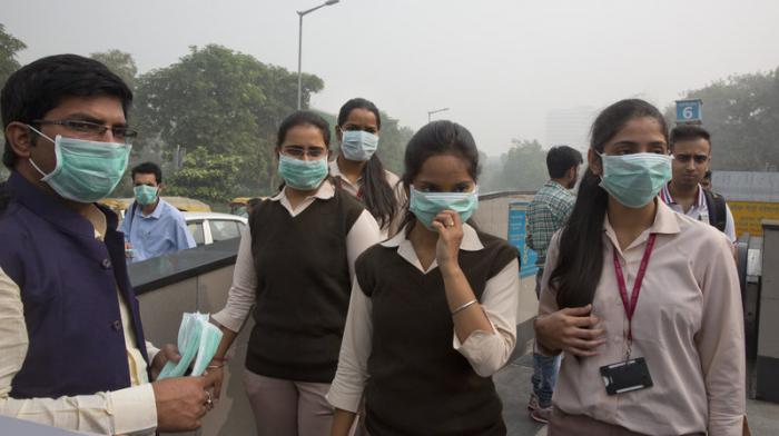 Millions of masks distributed to students in