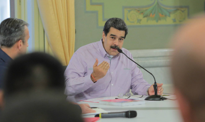 Nicolás Maduro adelanta la Navidad