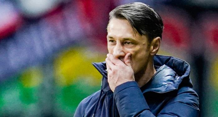 Nach 1:5 Debakel gegen Frankfurt:   FC Bayern trennt sich von Trainer Kovac