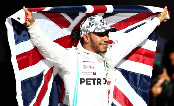 Sexto Mundial de Lewis Hamilton, a uno de Michael Schumacher