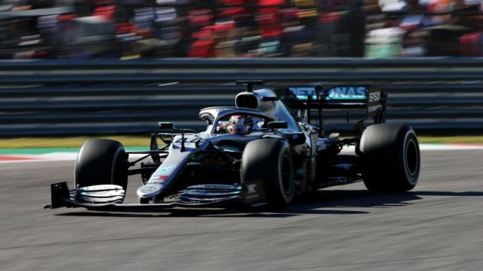 Lewis Hamilton ist zum sechsten Mal Formel-1-Weltmeister