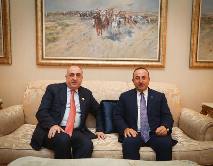 Mammadyarov et Cavusoglu se rencontrentà Doha