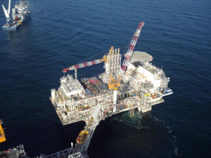 BP aumenta la producción de gas en Shah Deniz