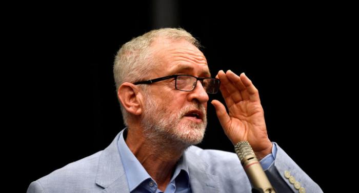 Corbyn promete solucionar el Brexit a los seis meses de un Gobierno laborista