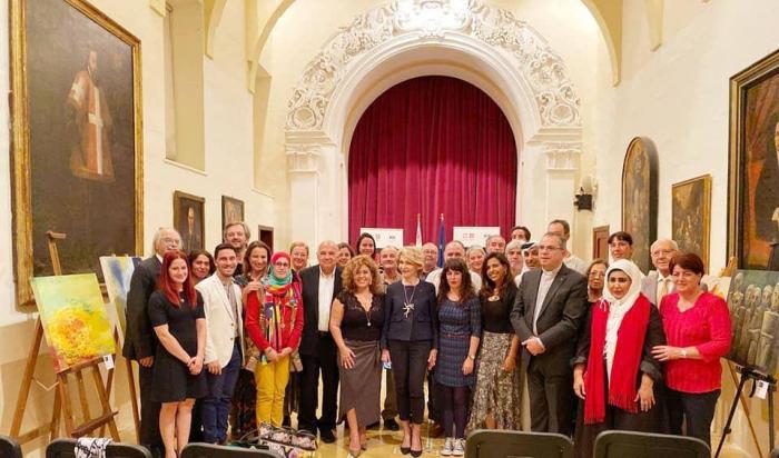 L'Azerbaïdjan représentéà la troisième édition de Art Camp Malta -   PHOTOS
