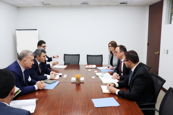 Azərbaycan-ABŞ əməkdaşlığı Vaşinqtonda müzakirə olundu